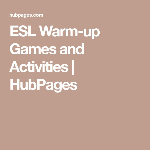 12 best ESL images on Pinterest | Teaching english, Activities and ...