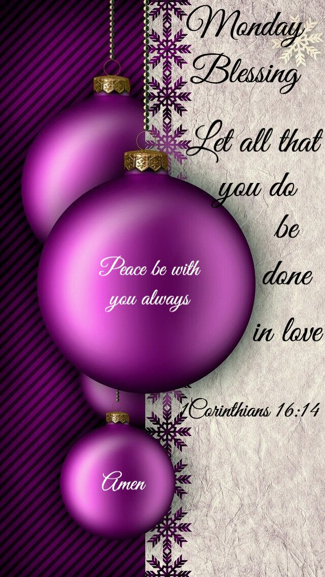 Christmas Blessing Quotes.Monday Blessings Mon Sun Monday Blessings Monday