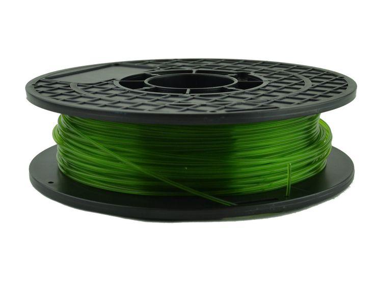 1.75 mm Translucent Green PLA 3D Printer Filament