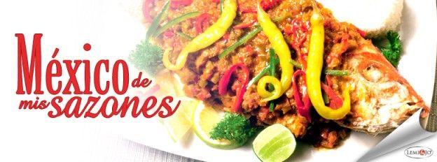 México de mis sazones: #huachinango a la veracruzana. #recetar y #cocina.