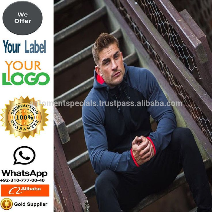 wholesale track suits - Custom Sports Tracksuits for Men Jogging Sportswear Tracksuit