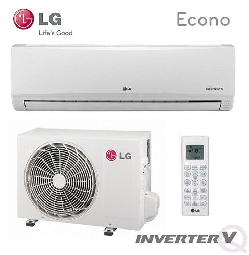 LG Econo Wall Mounted Inverter System