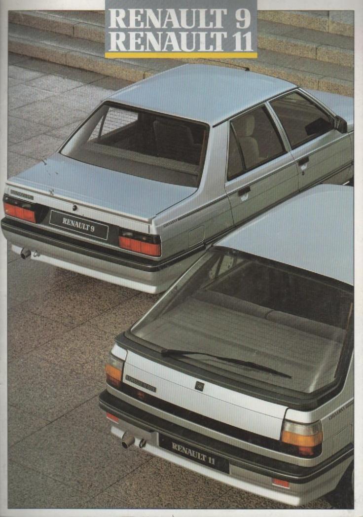 9 & 11 mk 2 / Renault / Mijn brochures R   Autobrochures-n-z.jouwweb.nl