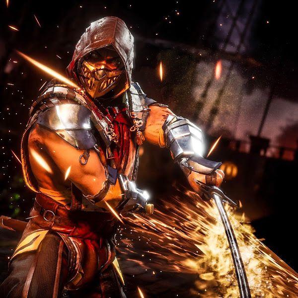 Scorpion Mortal Kombat 11 4k 3840x2160 Wallpaper Scorpion Mortal Kombat Mortal Kombat Characters Mortal Kombat Art