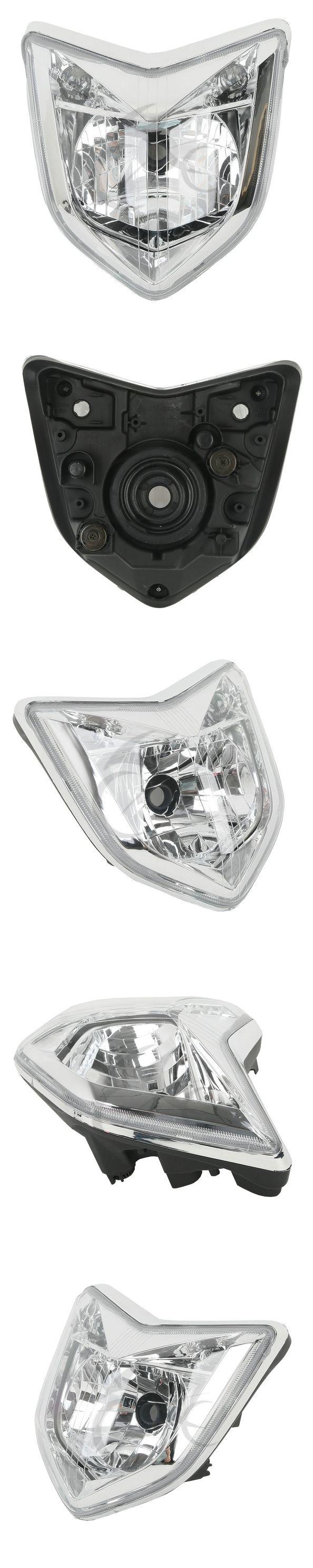 Motorcycle Headlight Headlamp Front Light Lamp For Yamaha FZ1 Fazer 2006-2009 07 08 ABS Plastic