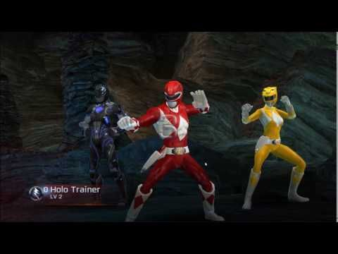 Power Rangers: Legacy Wars android game first look gameplay español