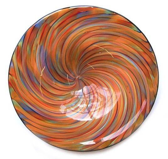 Blown Glass Decor