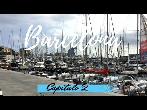 Walking through Barcelona - Episode 2 - YouTube