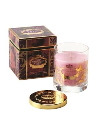 42% OFF Portus Cale 8-Oz. Antique Rose Candle In Glass Vessel