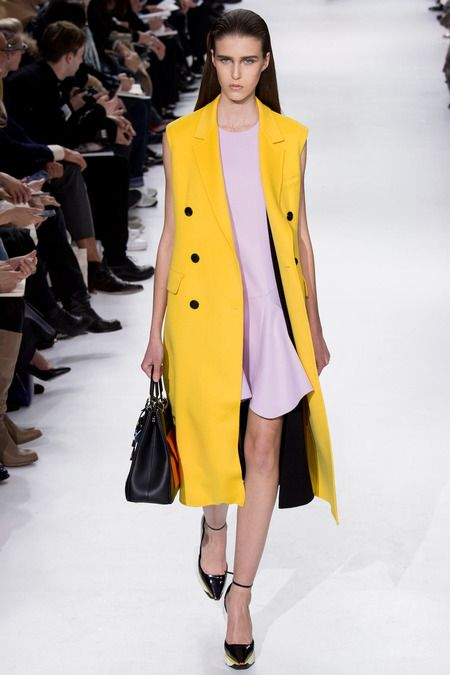 Christian Dior | Fall 2014 Ready-to-Wear Collection | #PFWfall2014