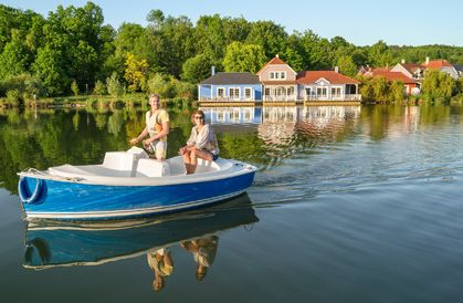 Holiday-park Le Lac d'Ailette