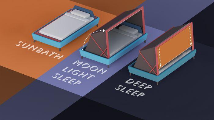 Deep Sleep by Andreas Grasmück at Coroflot.com