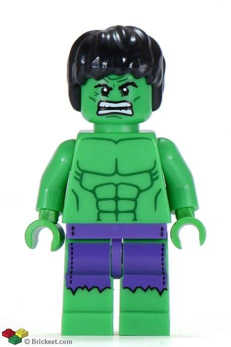 lego marvel hulk | The Hulk - Brickipedia, the LEGO Wiki