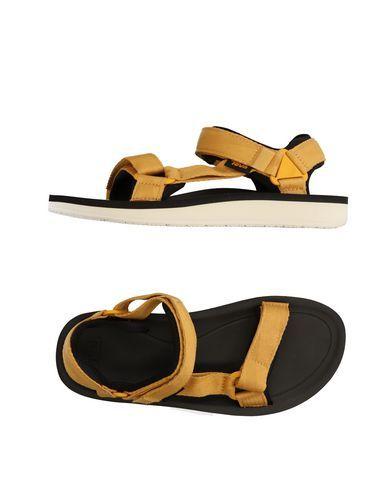 TEVA Men's Sandals Gold 10 US