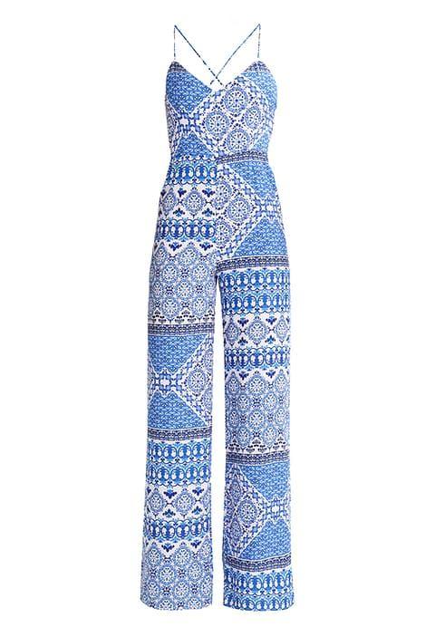 Ivyrevel LEAF - Overall / Jumpsuit - blue - Zalando.se