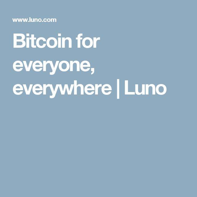investimento bitcoin luno