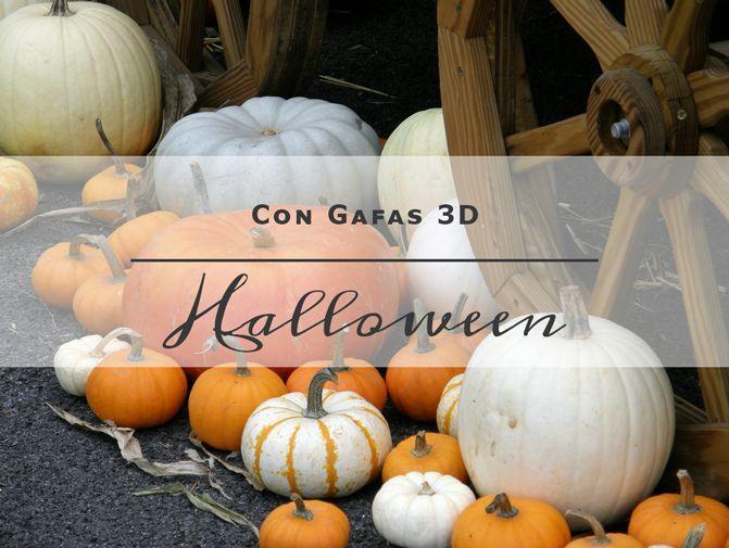 Little Haggi   Fotografia, viajes y cosas bonitas: Con Gafas 3D: especial Halloween #halloween #sweeties #inspiracion #dulces #inspiration