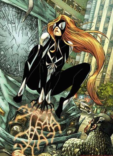 Spider-Woman (Julia Carpenter)