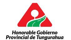 Resultado de imagen para logo gobierno provincial de tungurahua