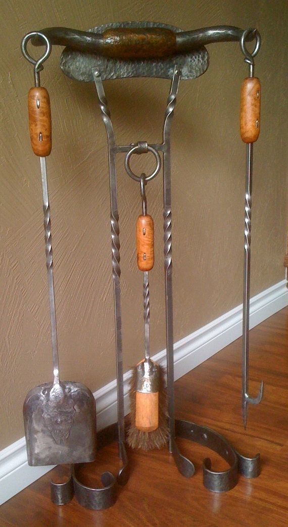 The Ranch Hand Fireplace Set