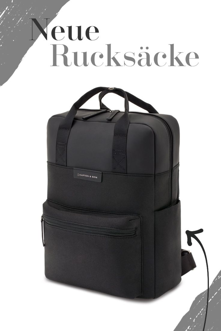 Discover our new backpacks
