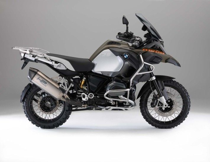 2014 BMW R1200GSA Adventure