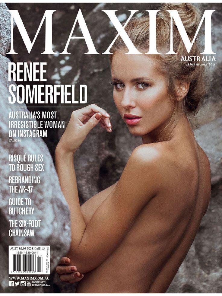 Naked magazine cover girls