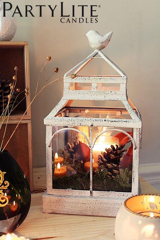 Diy automne rentr e chaleureuse partylite deco for Partylite dekoration