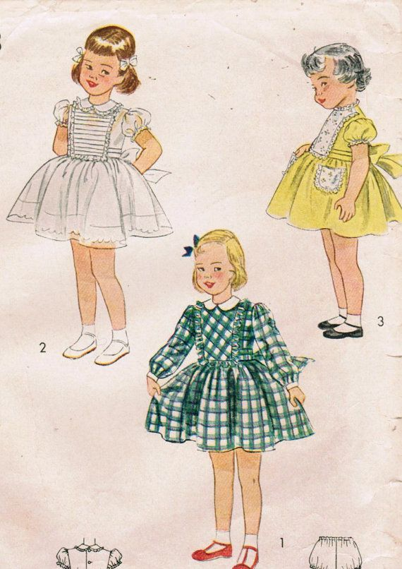 1940s Simplicity 3118 Vintage Sewing Pattern by midvalecottage, $12.00