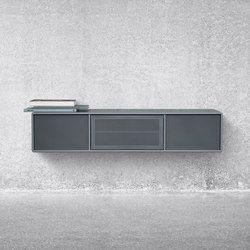 Montana Sound Section 2 | AV cabinets | Montana Møbler
