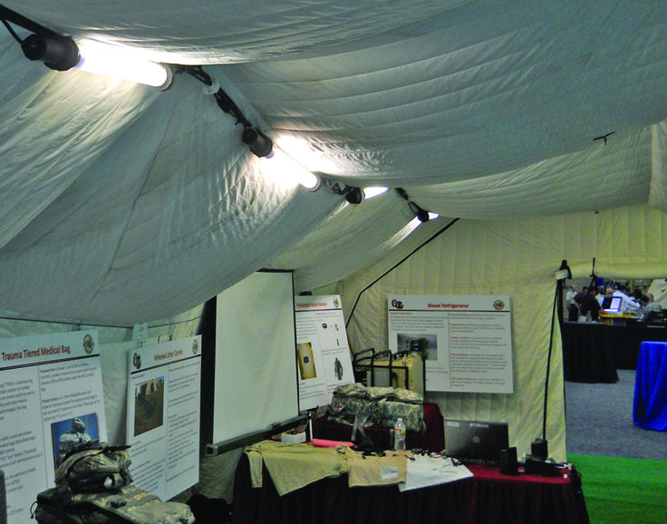 Fluorescent Shelter Lighting from Jameson & 7 best Military Expeditionary Lighting images on Pinterest ...
