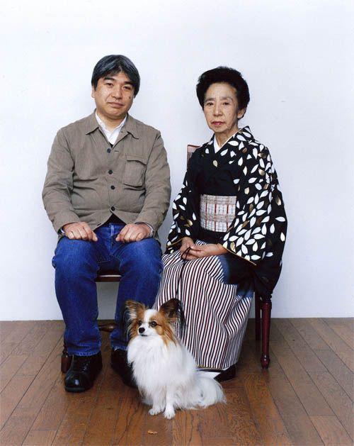 Yurie Nagashima, Family Portraits, 2002