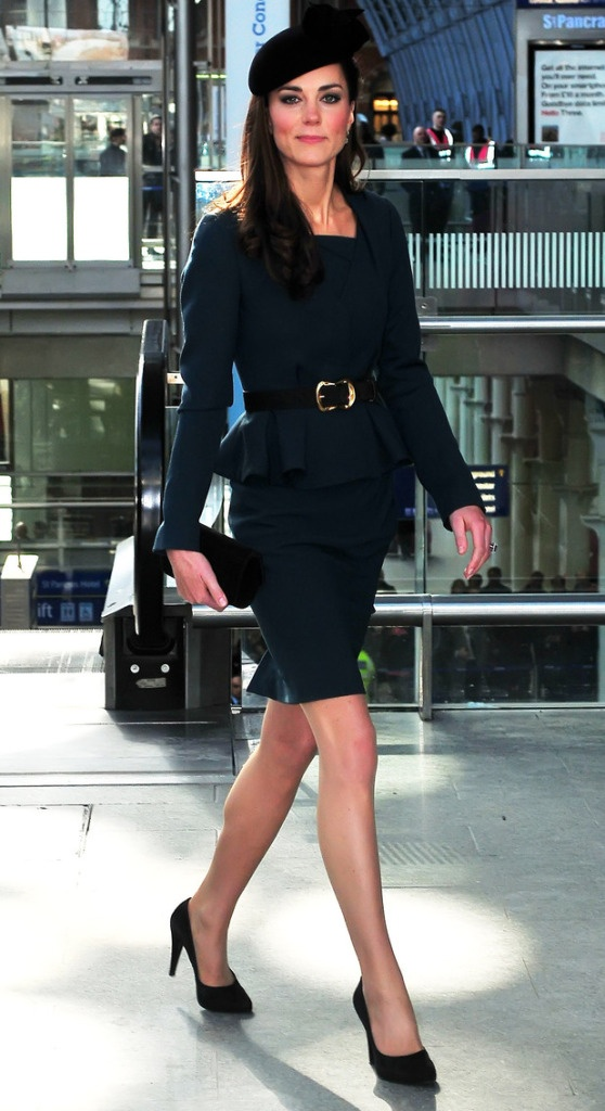 Kate Middleton picks a winning shoe design. Check them out here! http://shoes.tv/kate-middleton-picks-winning-shoe-design-90922