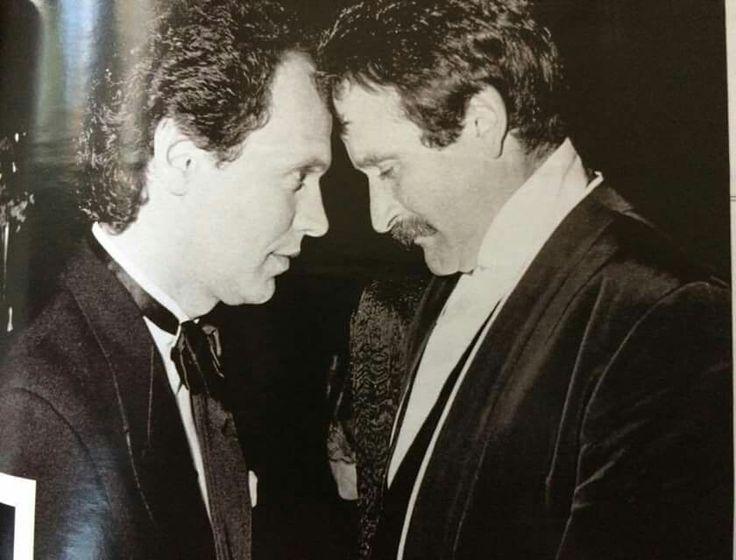 Billy Crystal & Robin Williams.