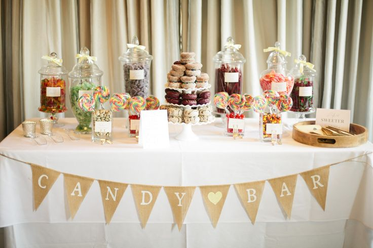 Candy Bar! MUST at my wedding!