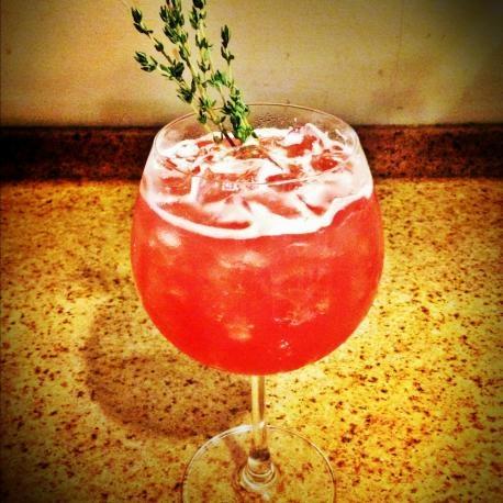 Cocktail Eden Lemon