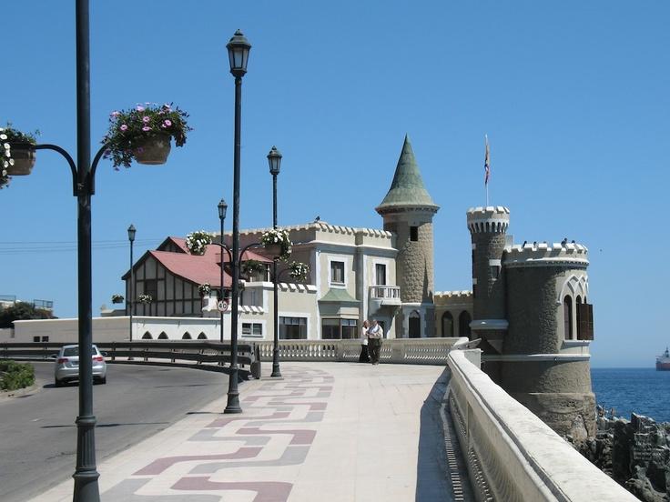 Wulff Castle, Viña del Mar, Chile