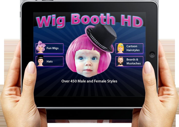 Wig Booth HD