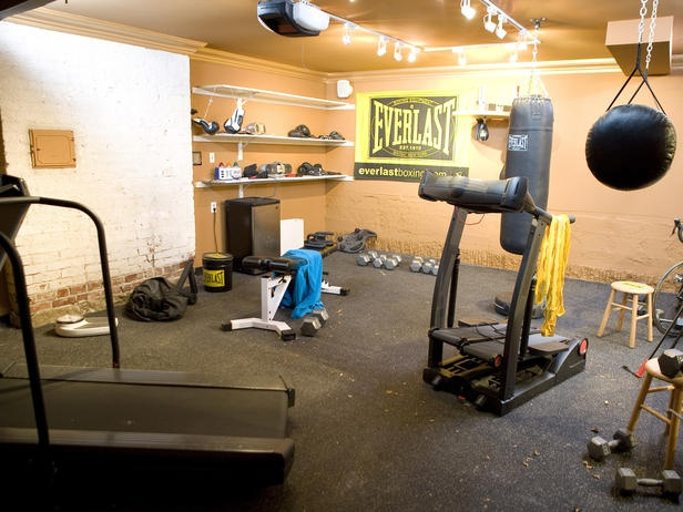 31 Best Images About Home Office Gym On Pinterest