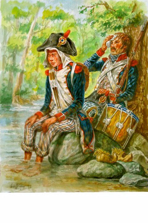 indian british french in early Native americans in indiana  in the french and indian war did the british succeed in extending  indiana and participated in the early indian-white.