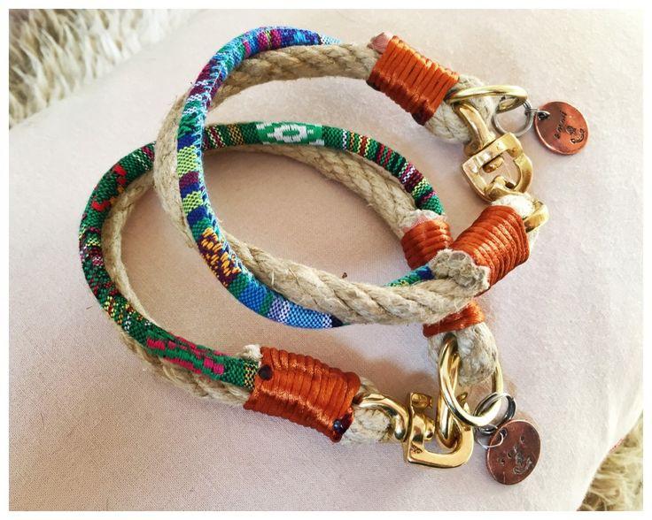 Boho-Halsbänder für Hunde
