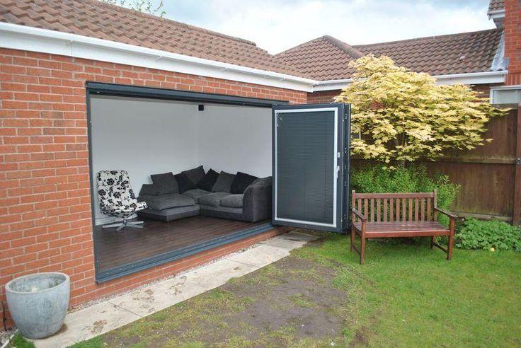 detached garage conversion ideas garage ideas garage. Black Bedroom Furniture Sets. Home Design Ideas