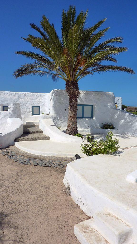 Traditionelles #Landhaus auf #Lanzarote, Kanaren