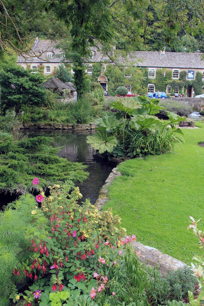 """Bibury is a charming, typically Cotswold, village just a short drive from """"The…"""
