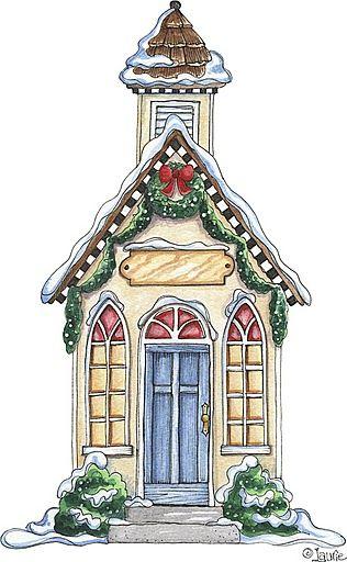 Dibujos casa navidad para imprimir-Imagenes y dibujos para imprimir