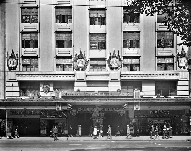Paramounts Capitol Theatre