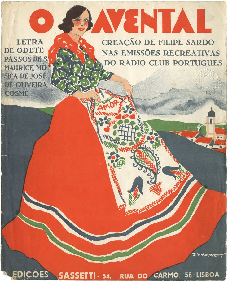 o avental 1939