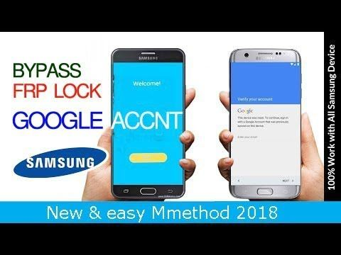 Bypass frp lock google account previously synced on samsung
