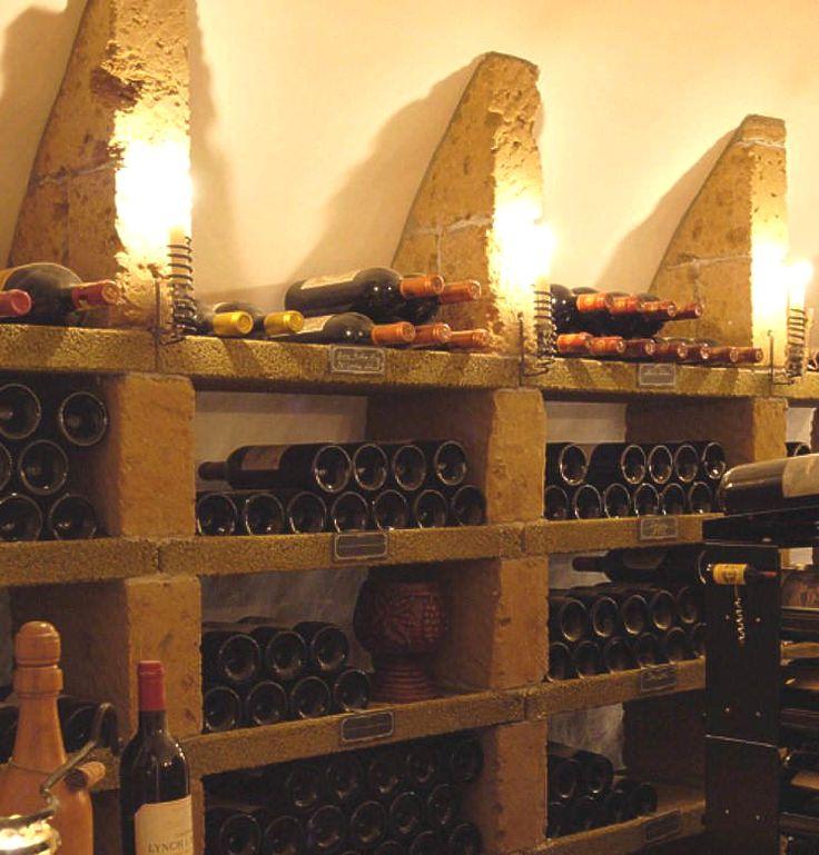 Wijnrek sandyline voor een rustieke wijnkelder wijnrek pinterest wijnkelder wijnrekken for Wijnkelder ontwerp