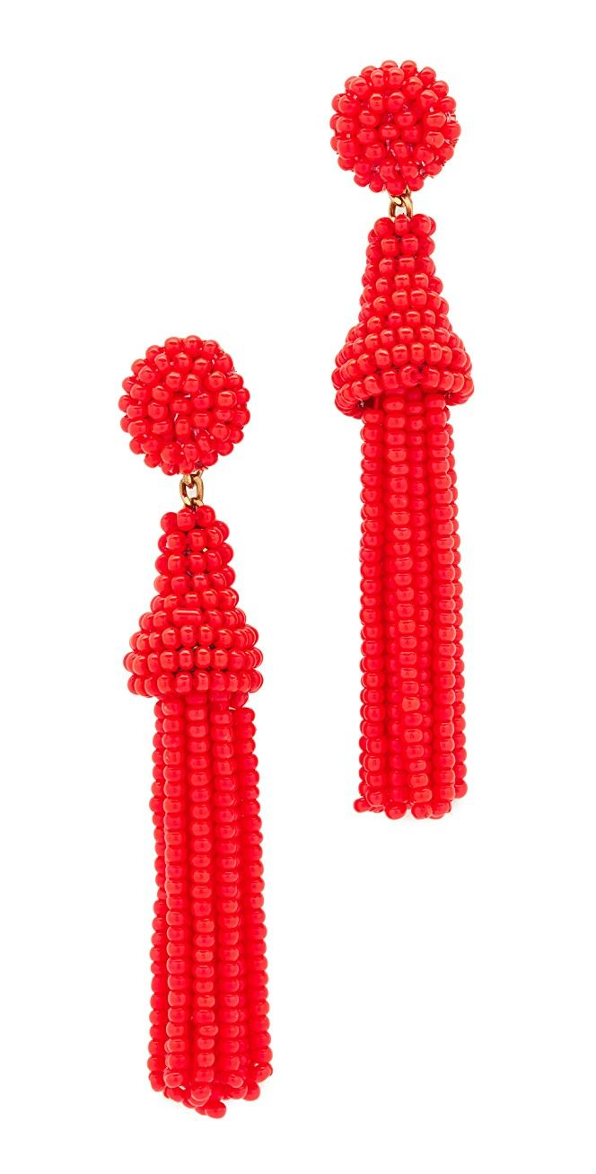 Deepa Gurnani Deepa by Deepa Gurnani Rose Earrings   SHOPBOP